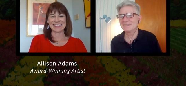 Allison Adams, Artist