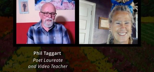 Phil Taggart, Poet Laureate