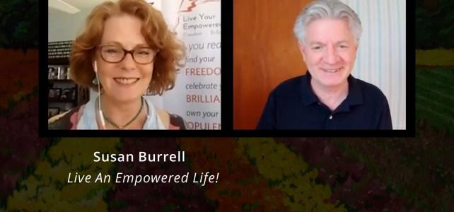 Susan Burrell, Inner Guidance