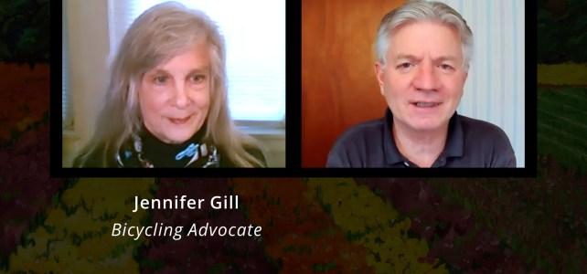 JenniferGill, LA Cycling Advisory Committee