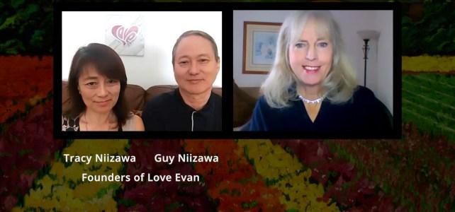 Tracy and Guy Niizawa