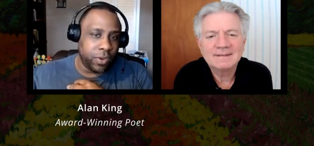 Alan King, Award-Winning Poet