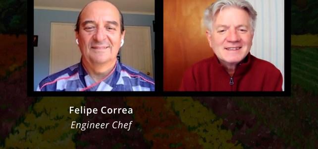 Felipe Correa, The Five Mother Sauces