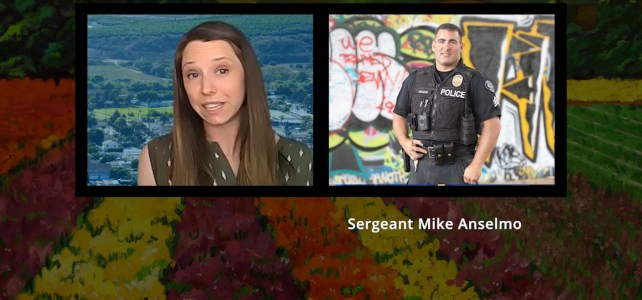 Sergeant Mike Anselmo