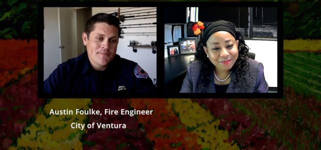 Austin Foulke, Ventura Fire Dept.
