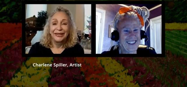 Charlene Spiller, Artist