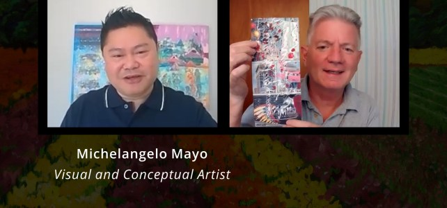 Michelangelo Mayo, Mail Art