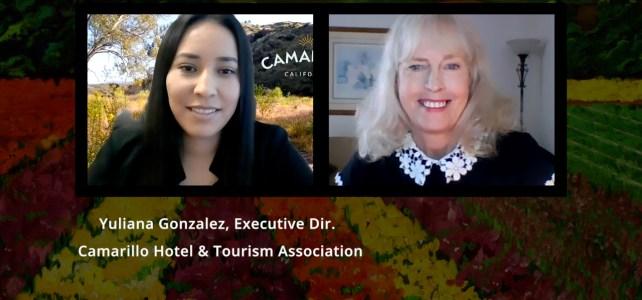 Yuliana Gonzalez, Camarillo Hotel and Tourism Association