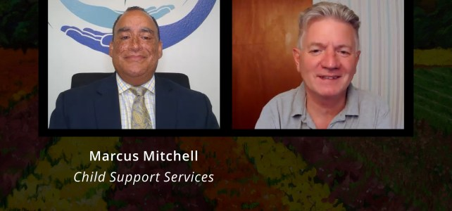 Marcus Mitchell, The Ventura County Department of Child Support Services