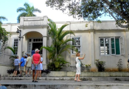 Built in 1886 by a Spanish Architect Miguel Pascual y Baguer. Hemingway paid $12,500 in 1940.