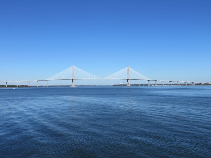 Arthur J Ravenel bridge