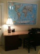 Guest room & office
