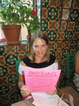 Cafe Pasquals - tasty!