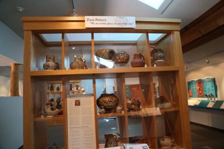Zuni Pottery, 850-1500