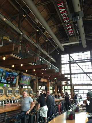 Great beer in the shipyards