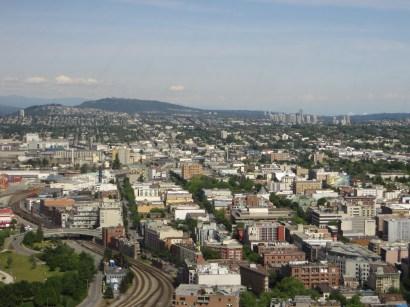 East views