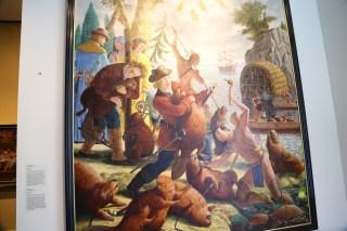 The King's Beavers, Kent Monkman