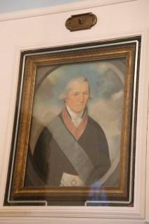 Washington in Masonic Garb by William Joseph Williams