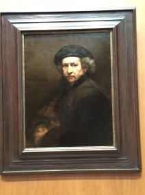 Self Portrait - Rembrandt
