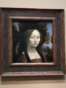 Ginevra de'Benci - Da Vinci
