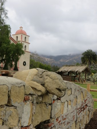 Laundry or Lavanderia, built by Chumash Indians (1808)