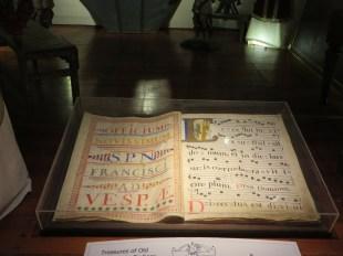 Antiphonal (1770-1785)
