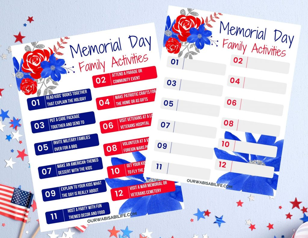 Family Friendly Memorial Day Activities Everyone Loves