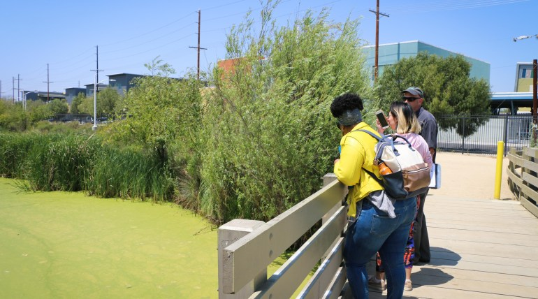 Greater South Los Angeles Water Tour