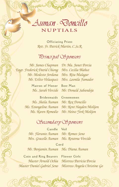 Sample wedding invitation complete entourage wedding invitation list of entourage members invitation card designs wendell ivy wedding medium size of templates sample stopboris Images