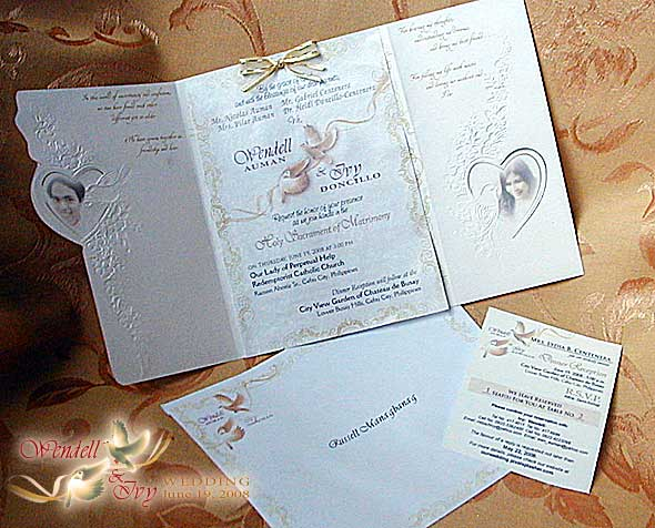 Cheap Wedding Invitations Philippines