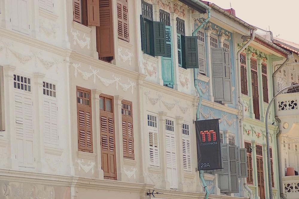 Peranakan Houses of Singapore (1/6)