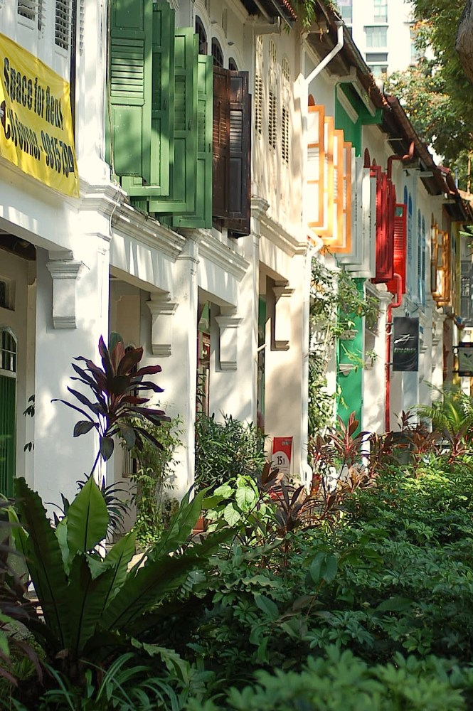 Peranakan Houses of Singapore (4/6)