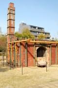 An old single kiln