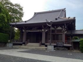 Inner temple of zen buddhism