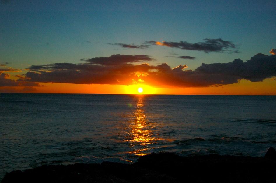 Sunset a Ko Olina