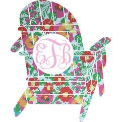 Yeti Folding Chair Karachi Adirondack Monogram Vine Beach 8 95
