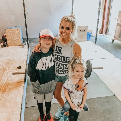 Crossfit, Diet and Mom life