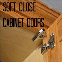 Soft Close Damper for the Kitchen Cabinets