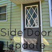 Side Door Face Lift