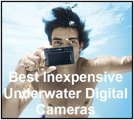 best digital underwater cameras 2015