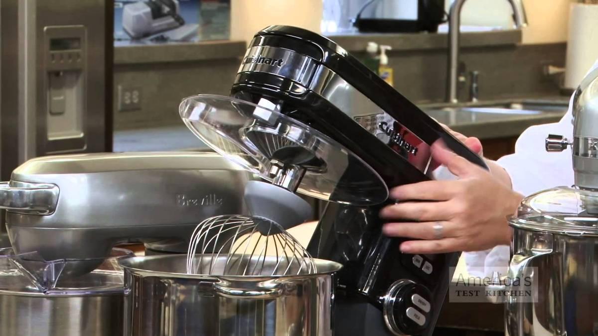 Kitchen Stand Mixer Reviews - Best 3 Kitchen Stand Mixers