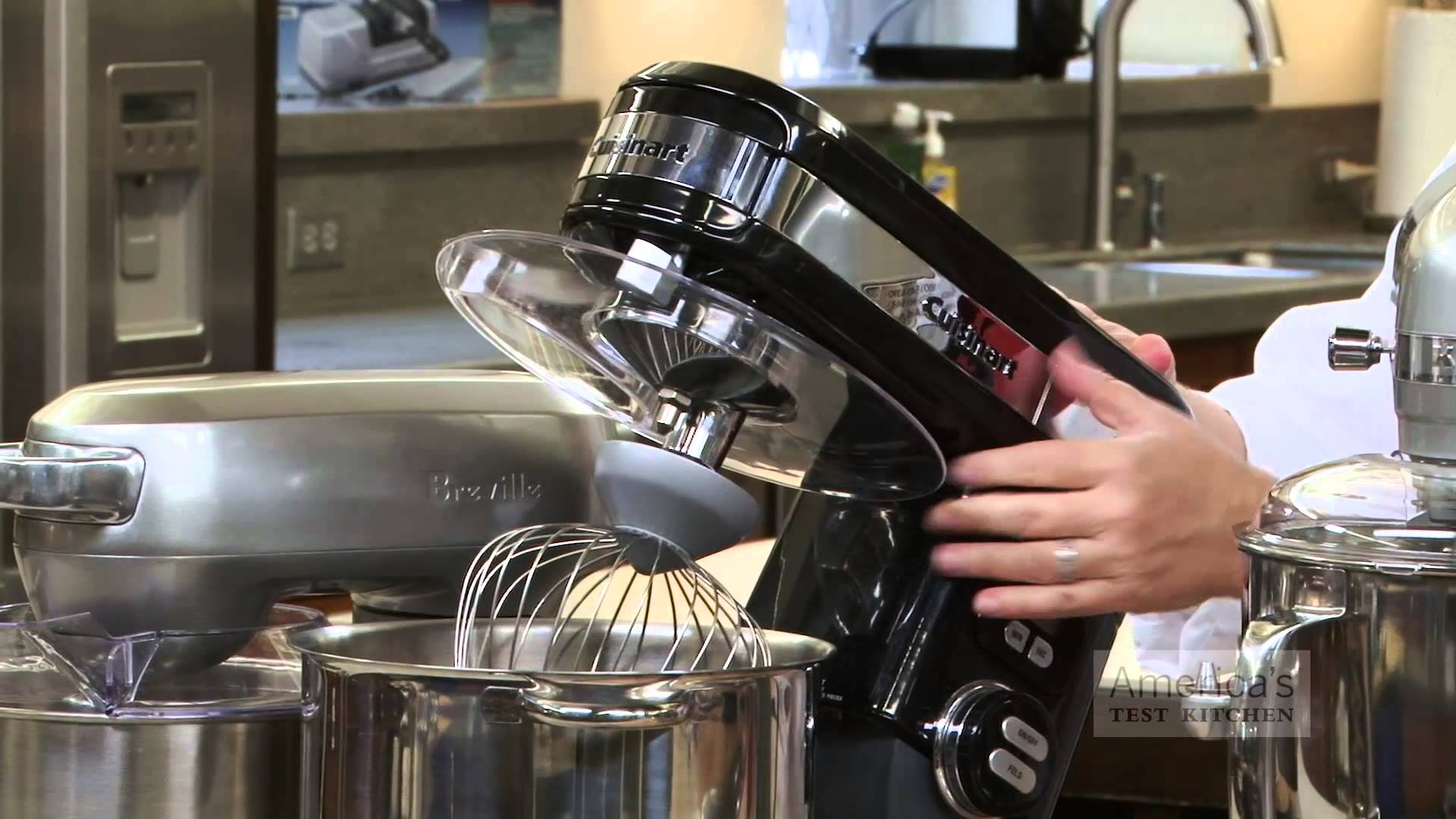 Kitchen Stand Mixer Reviews – Best 3 Kitchen Stand Mixers