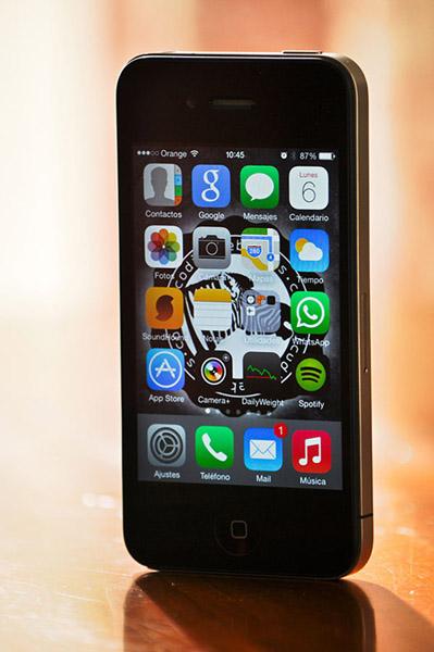 Mobile phone for Mobile Web Design