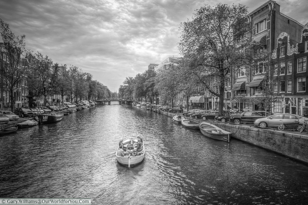 Amsterdam, Venice of the North, The Netherlands
