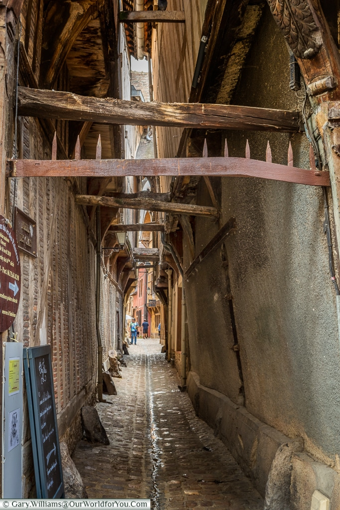 Ruelle des Chats, Troyes, Champagne, Grand Est, France