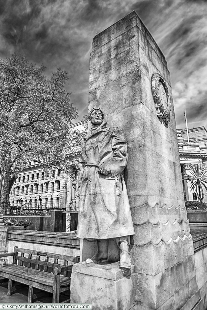 A Seaman, Tower Hill Memorial, London, England