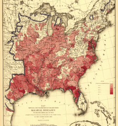 proportion of deaths from malaria to deaths of all causes us census 1870 [ 1486 x 1964 Pixel ]