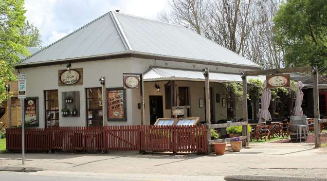 Day trip to Hahndorf, South Australia and the Farm Shed