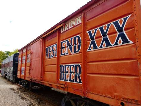 West End Beer Wagon