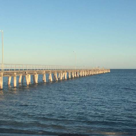 The Marion Bay Jetty